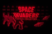 Virtual Boy Screenshot - Space Invaders