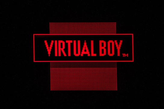 Virtual Boy Screenshot start