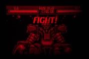 Virtual Boy Screenshot - Teleroboxer gameplay
