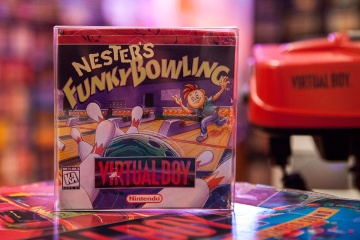 Nester's Funky Bowling - Virtual Boy