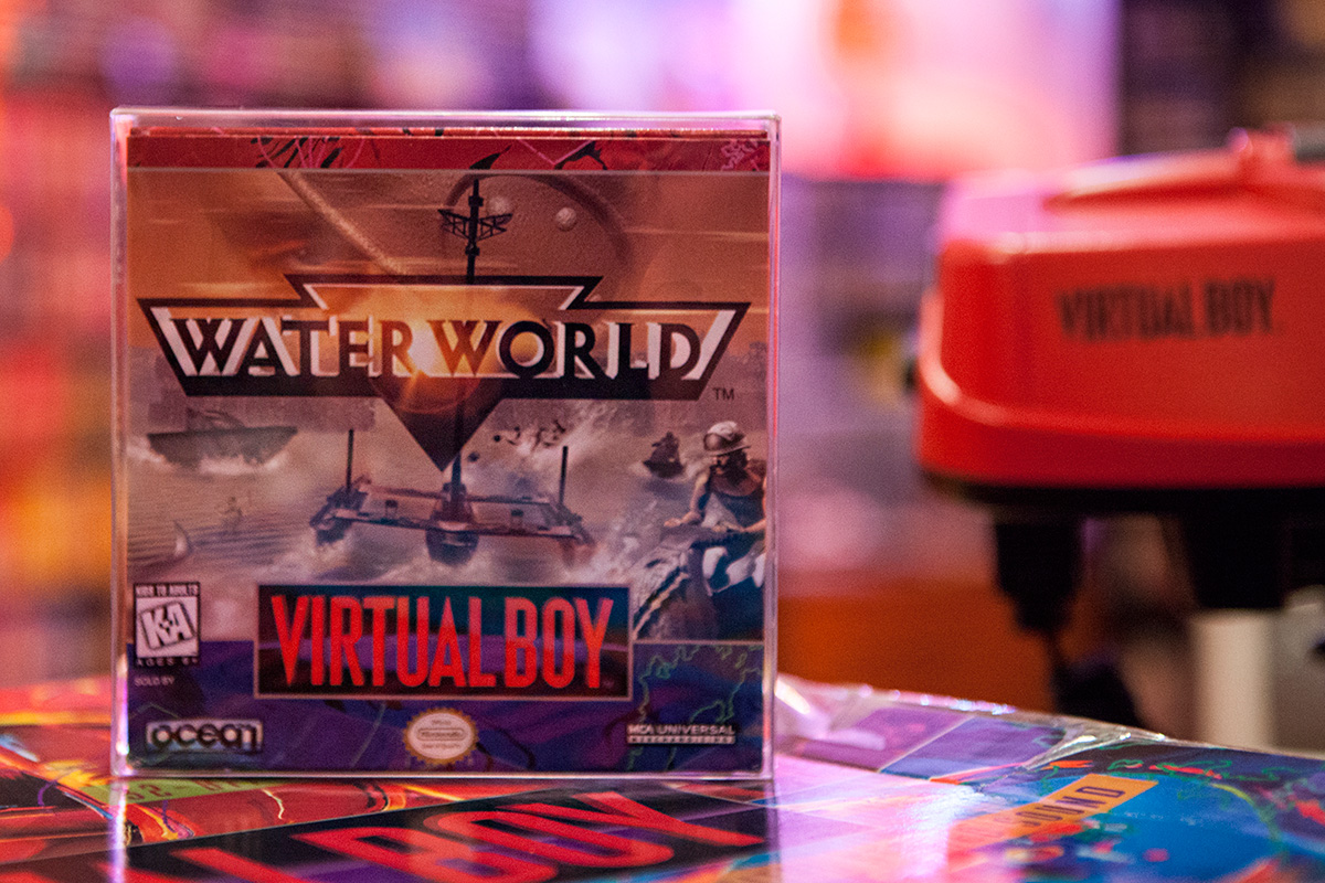 Waterworld - Virtual Boy