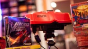 Virtual Boy & Vertical Force