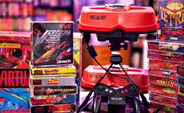 The Virtual Boy turns 20 years old!