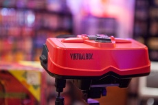 Nintendo Virtual Boy console