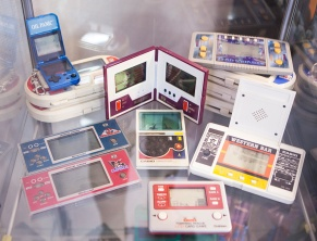 Game & Watch and handhelds at Backlist Halmstad