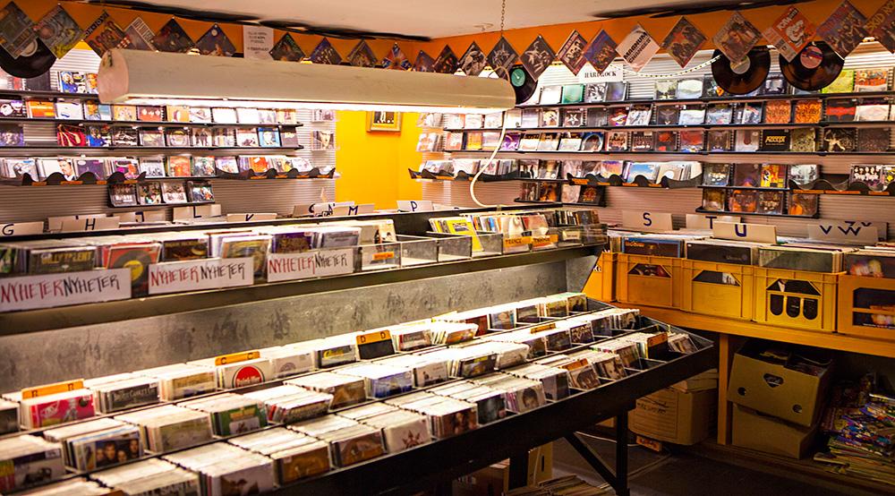 Loads of music at Backlist Halmstad