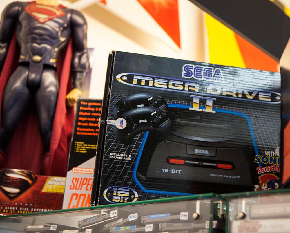 Boxed Sega Mega Drive II