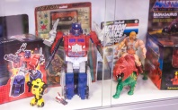 Vintage toys at Backlist Halmstad