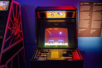 Missile Command Arcade at Game Masters