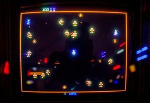 Game-Masters---Arcade-Robotron-game