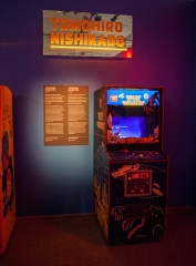 Space Invaders Arcade at Game Masters