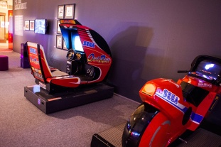 Outrun arcades at Game Masters