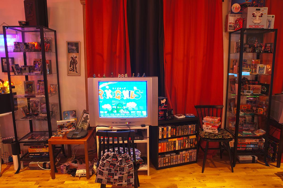 Gaming setup 3 - stopXwhispering's Game Room
