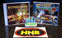 Hypernova Blast & Meteor Blaster DX for PC Engine