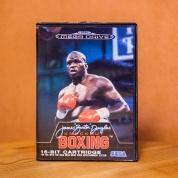 """James """"Buster"""" Douglas Knockout Boxing for Sega Mega Drive"""
