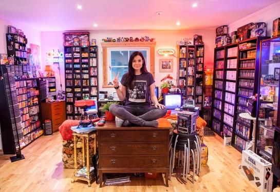 Heidi stopXwhispering s Retro Game Room. Game Room updated    Retro Video Gaming