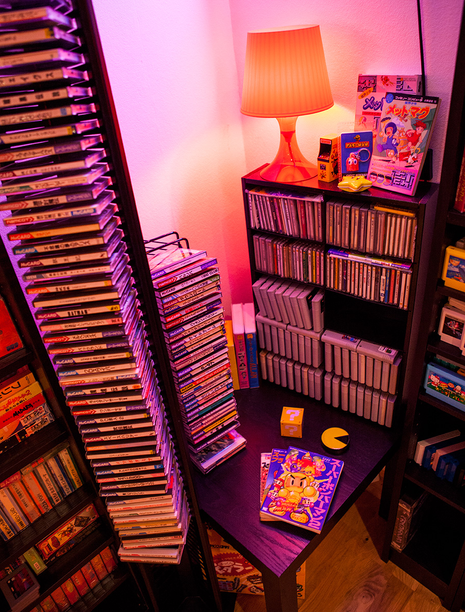 PC Engine & FDS - stopXwhispering's Game Room