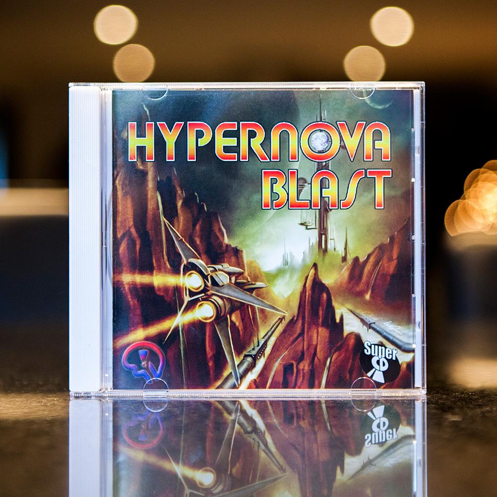PC Engine - Hypernova Blast