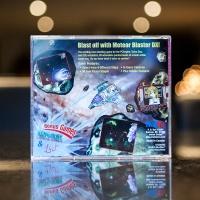 PC Engine - Meteor Blaster DX back