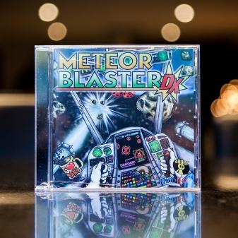PC Engine - Meteor Blaster DX