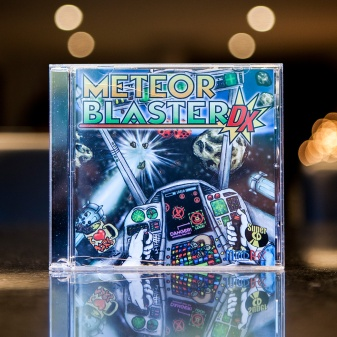 PC Engine - Meteor Blaster DX
