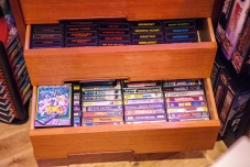 Retro Room Atari 2600 & ZX Spectrum games