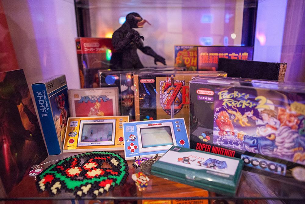 Game & Watch, Zelda etc
