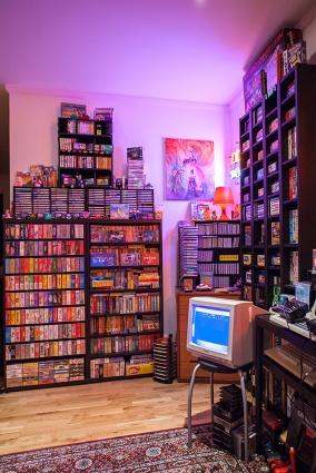 Heidi stopXwhispering's Retro Game Room