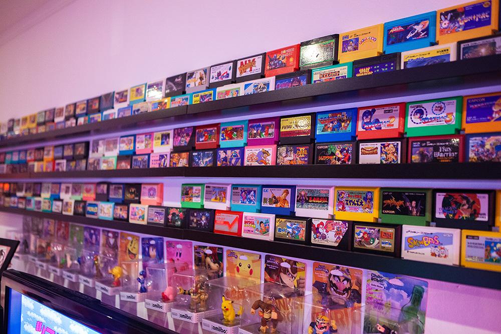 Famicom love