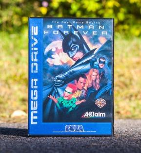 Batman Forever for Sega Mega Drive