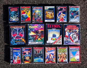 Commodore 64 games