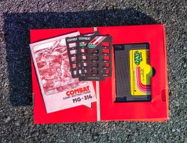 Combat for Emerson Arcadia 2001