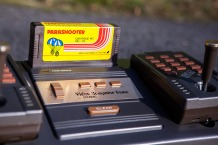 Emerson Arcadia 2001 game cartridge