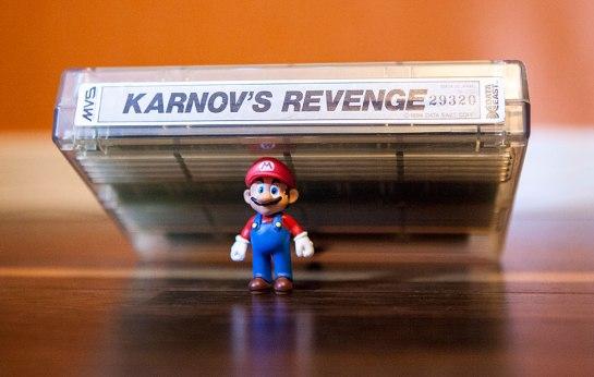 Karnov's Revenge - Neo Geo MVS