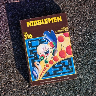 Nibblemen for Emerson Arcadia 2001