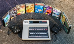 Philips Videopac Computer G7000 with games