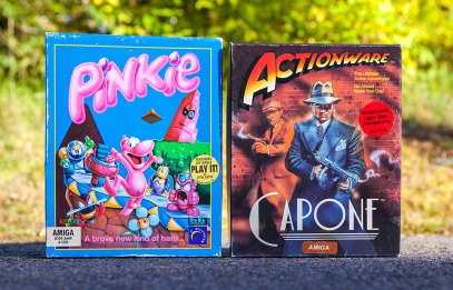 Pinkie & Capone for Amiga 500