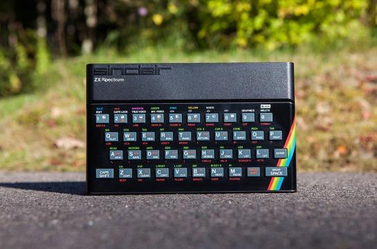 Sinclair ZX Spectrum 48K