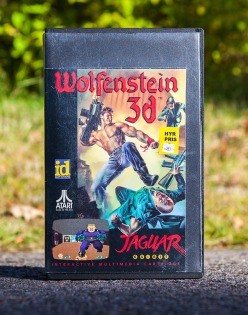 Wolfenstein 3D for Atari Jaguar