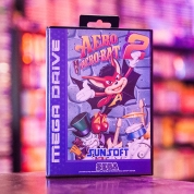 Aero the Acro-bat 2 - Sega Mega Drive