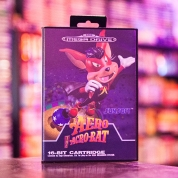 Aero the Acro-bat - Sega Mega Drive