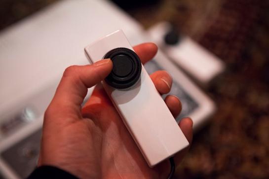 Ajax Pong controller