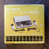 Ajax TV Games TG-621 in box