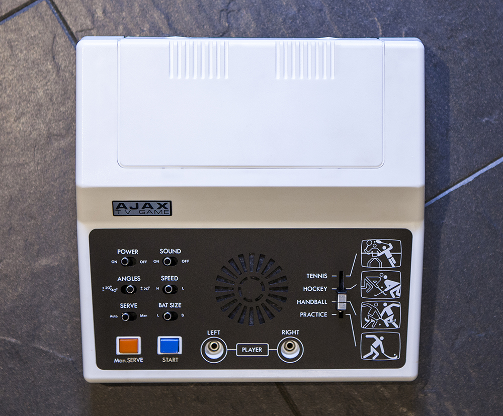 Ajax TV Game system