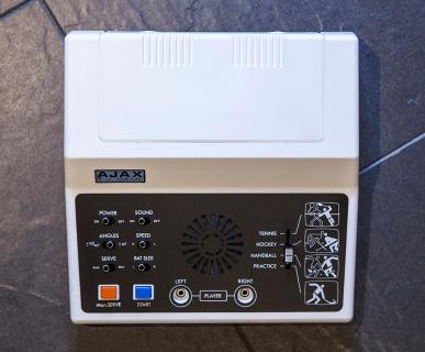Ajax TV Game system