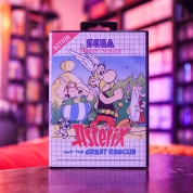 Asterix & The Great Rescue - Sega Master System