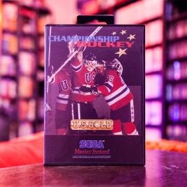 Championship Hockey - Sega Master System