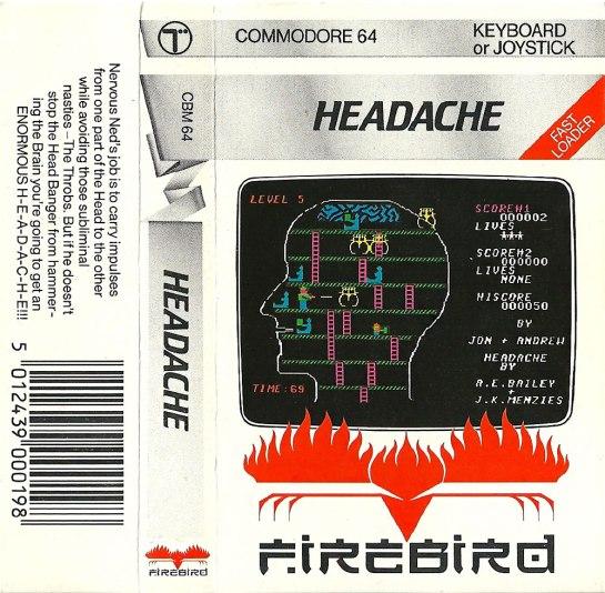 C64 - Headache