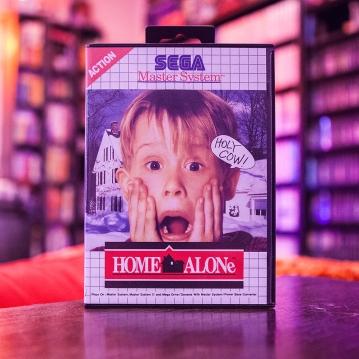 Home Alone - Sega Master System