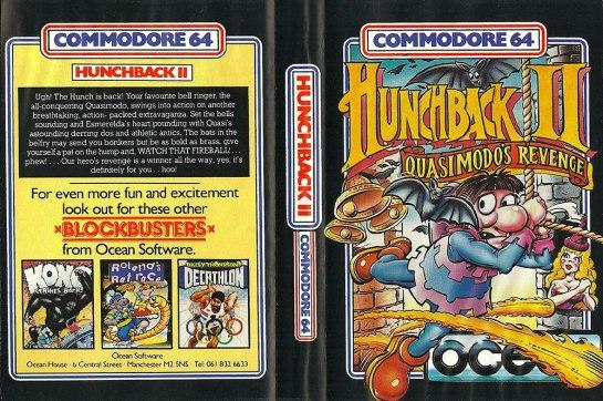 C64 - Hunchback II Quasimodo's Revenge
